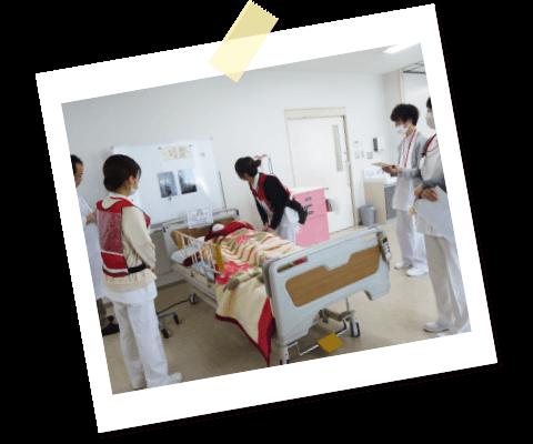 看護師 春のシミュレーション研修